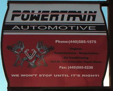 POWERTRAIN AUTOMOTIVE
